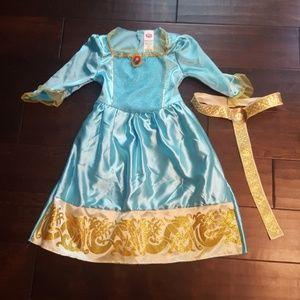 Disney Merida costume.